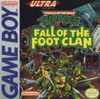 Teenage Mutant Ninja Turtles Fall of the Foot Clan - Game Boy