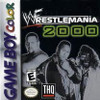 WWF Wrestlemania 2000 - Game Boy