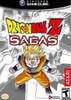 Dragon Ball Z Sagas  - GameCube Game