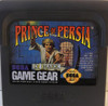 Prince Of Persia - Game Gear