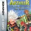 Arthur And The Invisibles  - Game Boy Advance