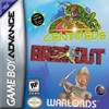 Centipede/Breakout/Warlords - Game Boy Advance