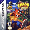 Crash Bandicoot Huge Adventure - Game Boy Advance