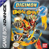 Digimon BattleSpirit 2 - Game Boy Advance