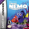 Finding Nemo - Game Boy Advance