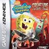 SpongeBob SquarePants Creature From The Krusty Krab - Game Boy Advance