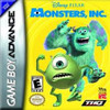 Monsters, Inc. - Game Boy Advance