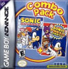 Sonic Advance + Pinball Party - Game Boy Advance