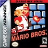 Super Mario Bros. Classic Series - Game Boy Advance