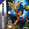 Tak 2 Staff Of Dreams - Game Boy Advance