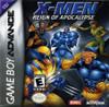 X-Men Reign Of Apocalypse - Game Boy Advance