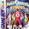 Power Rangers Lightspeed Rescue - Game Boy Color