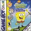 SpongeBob SquarePants Legend of The Lost Spatula - Game Boy Color