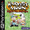 Harvest Moon Back To Nature - PS1 Game