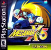Mega Man X5 - PS1 Game