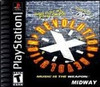 Revolution X - PS1 Game