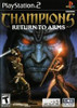 Champions Return to Arms - PS2 Game