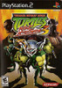 Teenage Mutant Ninja Turtles 3 - PS2 Game