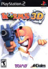 Worms 3D - PS2 Game