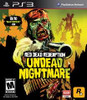 Red Dead Redemption Undead Nightmare - PS3 Game