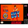 Final Fight Guy - SNES Game Box Art