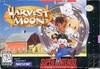 Harvest Moon - SNES Game Box Art