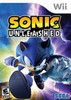 Sonic Unleashed - Wii Game
