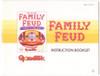 Family Feud - NES Manual