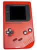 Game Boy System Red - Original Nintendo