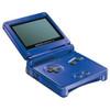 Game Boy Advance SP System Blue