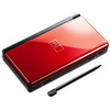 Nintendo DS Lite Crimson with Charger