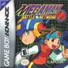 Mega Man Battle Network - Game Boy Advance