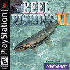 Reel Fishing II - PS1 Game