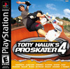 Tony Hawks Pro Skater 4 - PS1 Game
