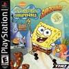 Sponge Bob Square Pants Super Sponge - PS1 Game