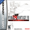 Complete Final Fantasy VI Advance - Game Boy Advance