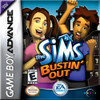 Sims Bustin' Out - GBA GameSims Bustin' Out - Game Boy Advance