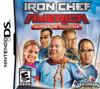 Iron Chef America Supreme Cuisine Nintendo DS Game