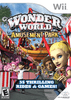Wonder World Amusement Park - Wii Game