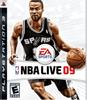 NBA Live 09 - PS3 Game