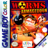 Worms Armageddon - Game Boy Color Game