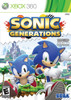 Sonic Generations - Xbox 360 Game