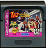 Taz In Escape From Mars - Game Gear Game