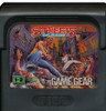 Streets of Rage - Game Gear Game