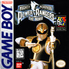 Mighty Morphin Power Rangers: The Movie - Game Boy Game