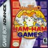 Hamtaro Ham-ham Games - Game Boy Advance Game