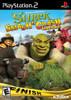 Shrek Smash and Crash Racing - PS2 Game