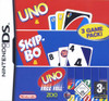 Uno SkipBo Freefall - DS Game