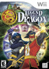 Legend of the Dragon - Wii Game