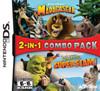 Madagascar / Shrek SuperSlam: 2-in-1 Combo Pack